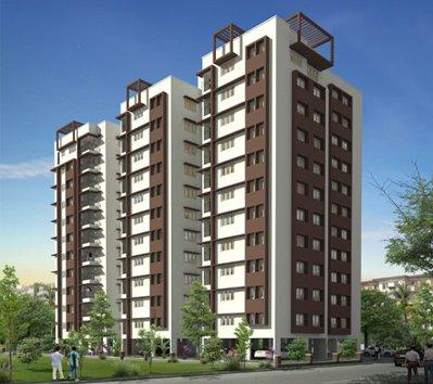 Lemoon Apartments in Calicut
