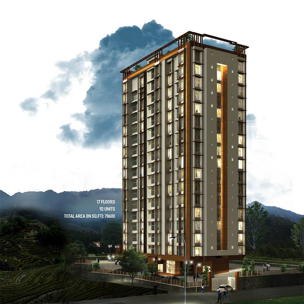 Luxuria Apartments in Wayanad